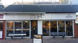 Time for Hair