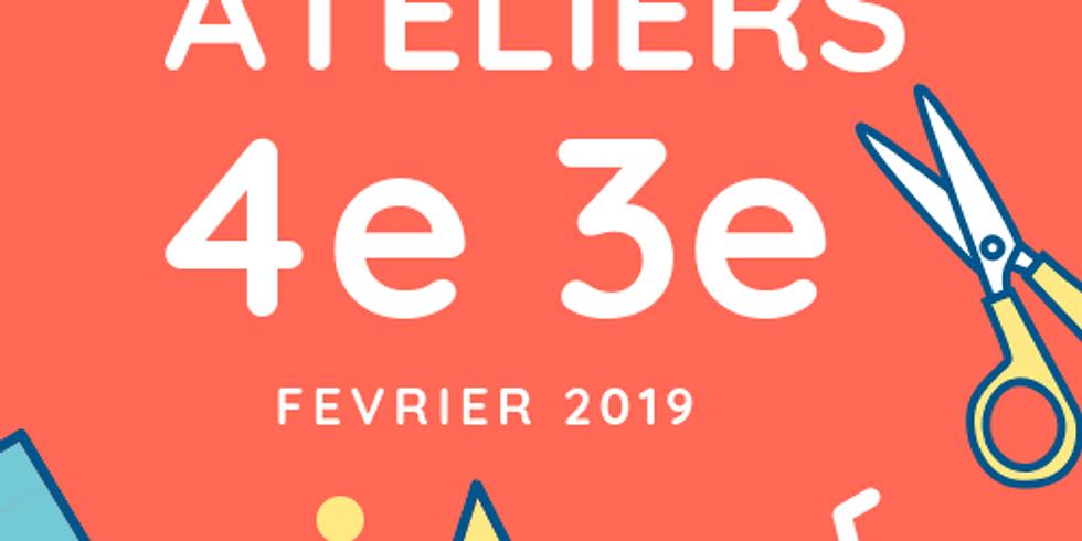 Maths 4eme 3eme - Hiver S8 (3/3)
