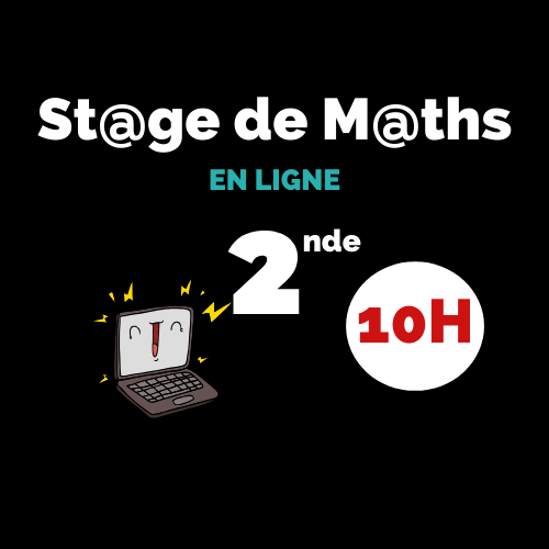 Stage 2nde - 5x2H