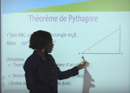 Géométrie et Fonctions