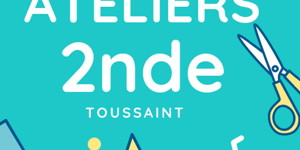 Maths 2nde - Toussaint S44