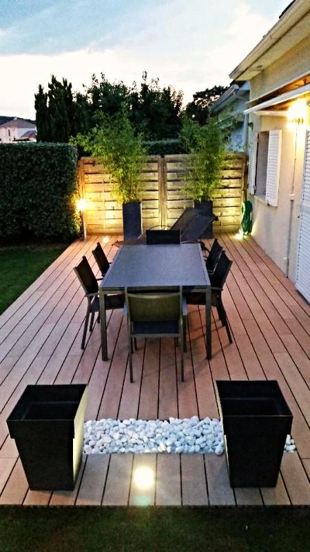 Terrasse jarditour