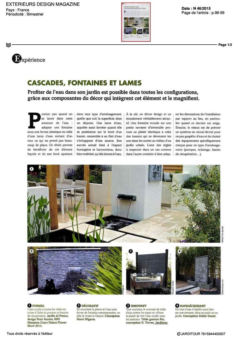 Extérieurs design Page 98
