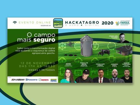 Evento apresentou diagnóstico dos crimes no campo e potencial de contribuição da tecnologia