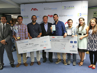 Hiki Foods Wins 2016 Peru International Business Model Competition