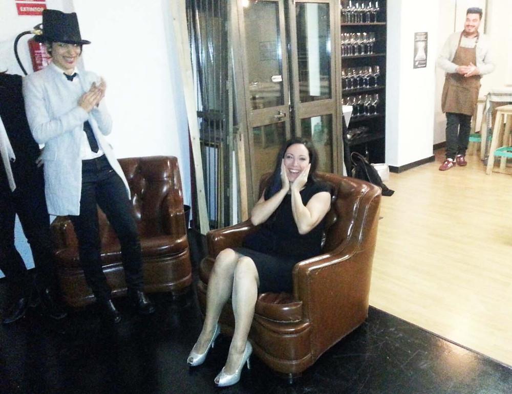 Despedida de soltera sorpresa. Cena con asesinato de Cluedo Sevilla El secreto de los Fallen