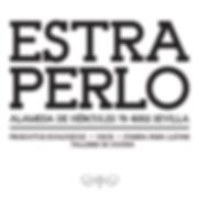 Logo Estraperlo, colaborador de Cluedo Sevilla