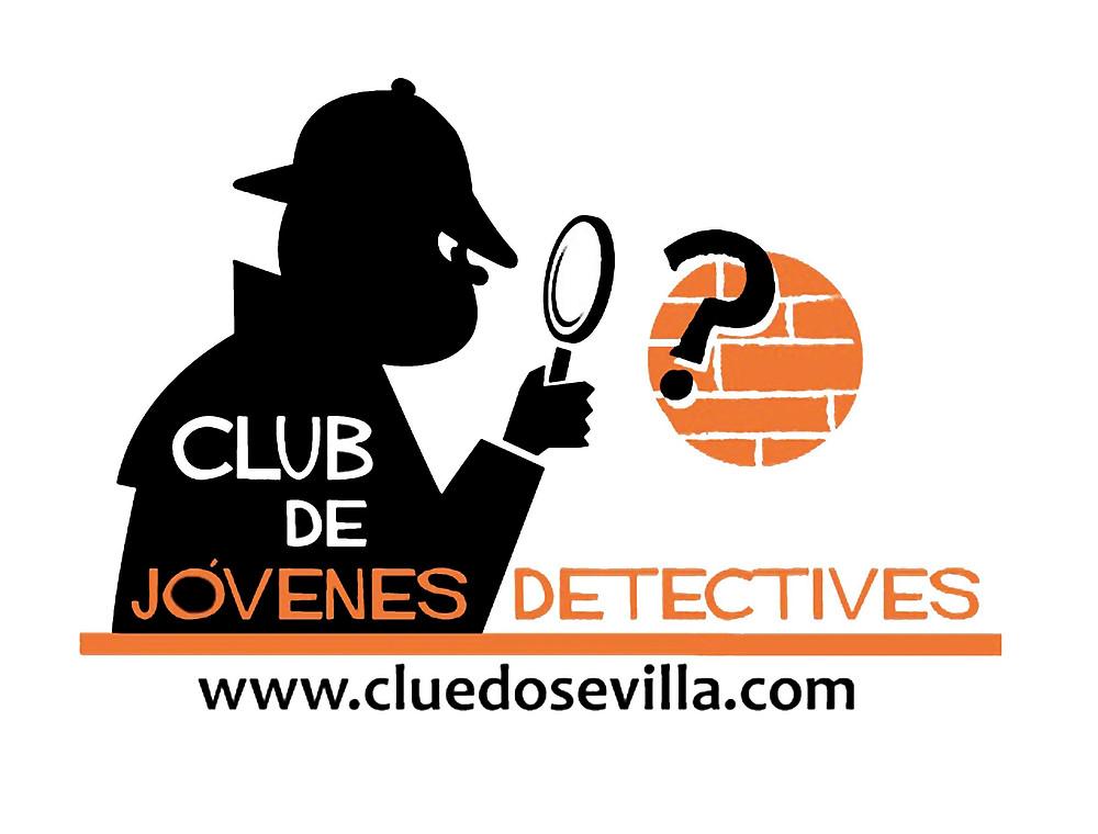 Logotipo Club de Jóvenes Detectives de Cluedo Sevilla