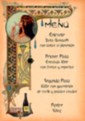 Menú turco de Cluedo Sevilla en The Gastromentor