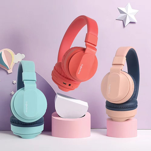 Wireless Earphones Kids Headphones Children Bluetooth Headsets