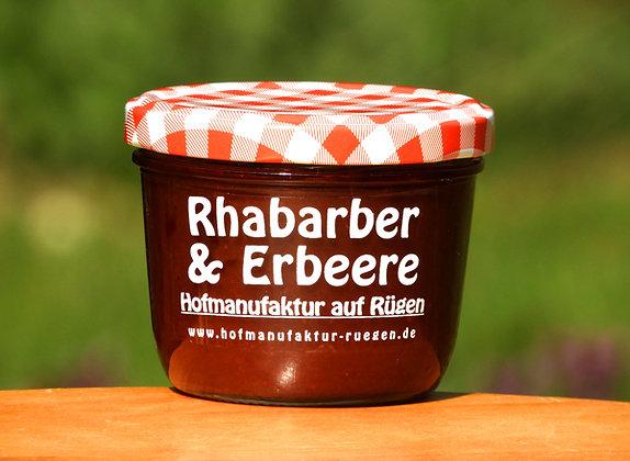Rhabarber & Erdbeere