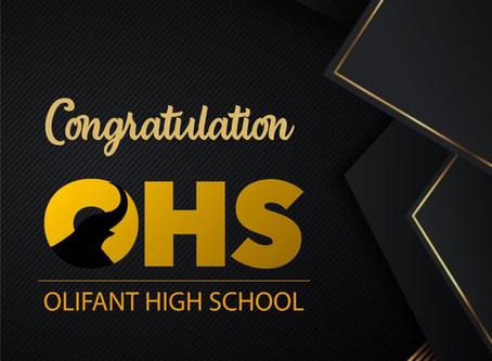 OHS - Junior (SMP Olifant) mendapatkan AKREDITASI A