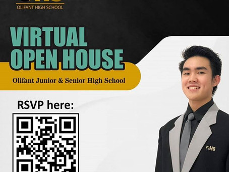 Virtual Open House Olifant Junior & Senior High School