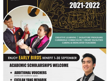 OHS - Admission Open Now!