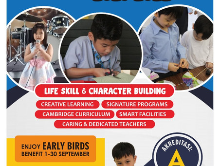 Olifant Elementary - Admission Open Now!