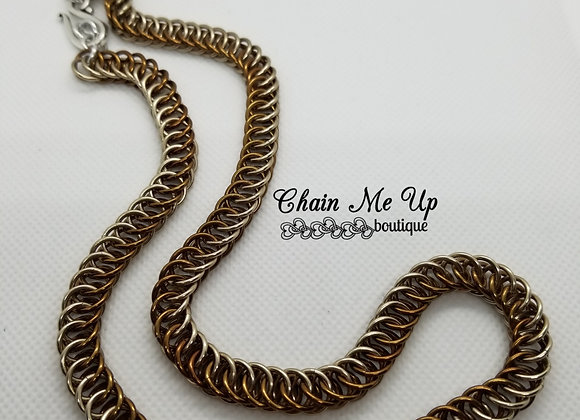 Two Toned Necklace