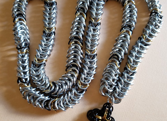 Male Box Weave Chain