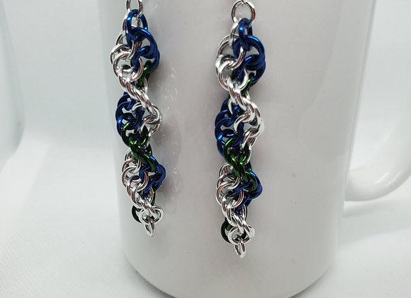 DNA Earrings 1