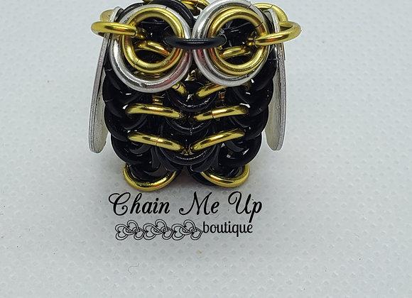 Yellow / Black Owl