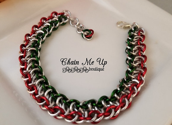 Holiday Viper Bracelet