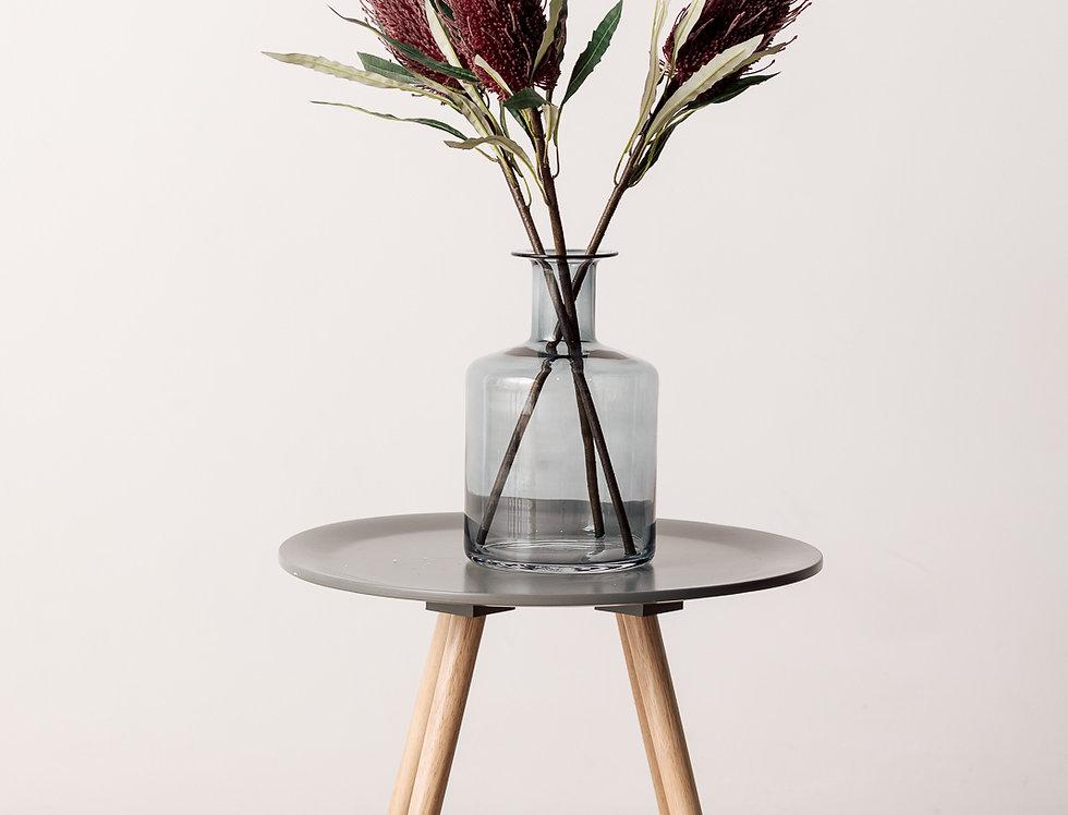Protea, rot