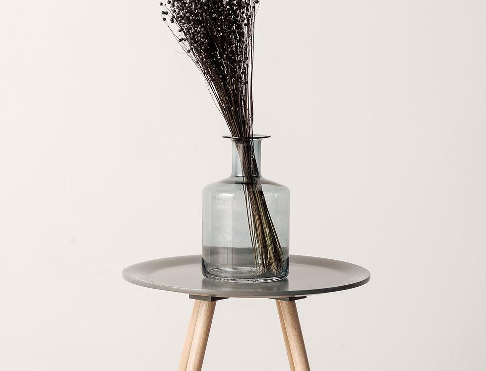 Linoschilf, schwarz