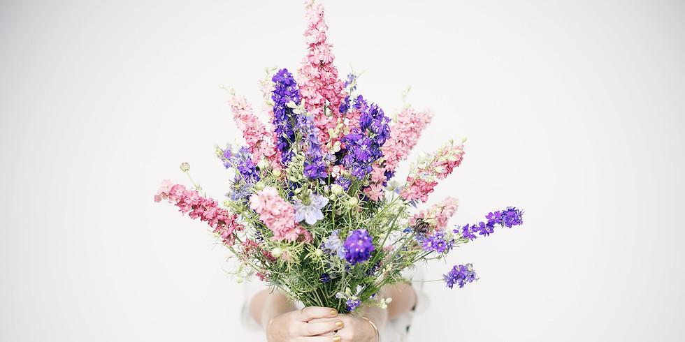 Wilder Blumenstrauß