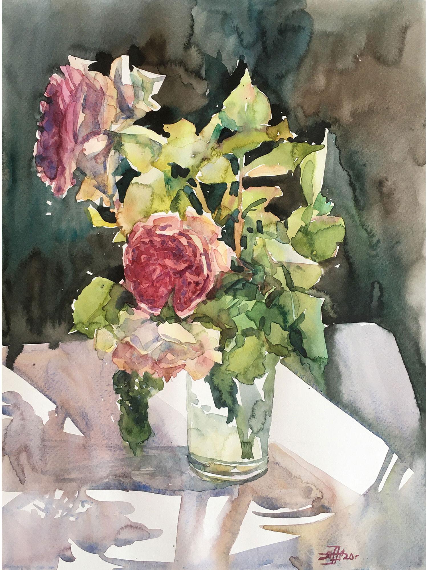 Розы 3