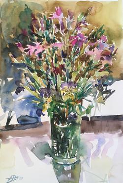 Wildflowers -1