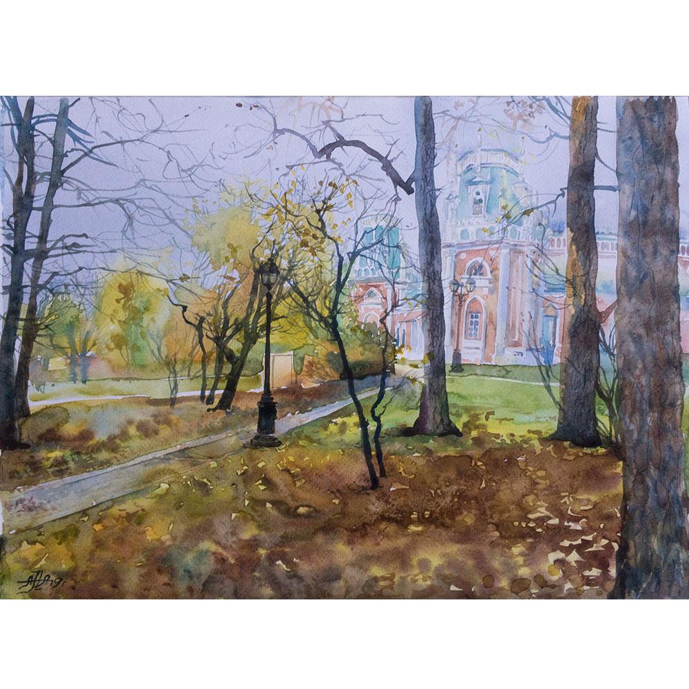 Осень в городе - 12