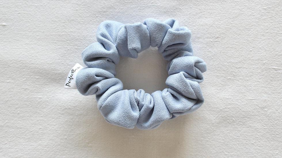 Suède bleu pâle - Petit