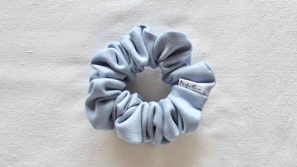 Suède bleu pâle - Régulier