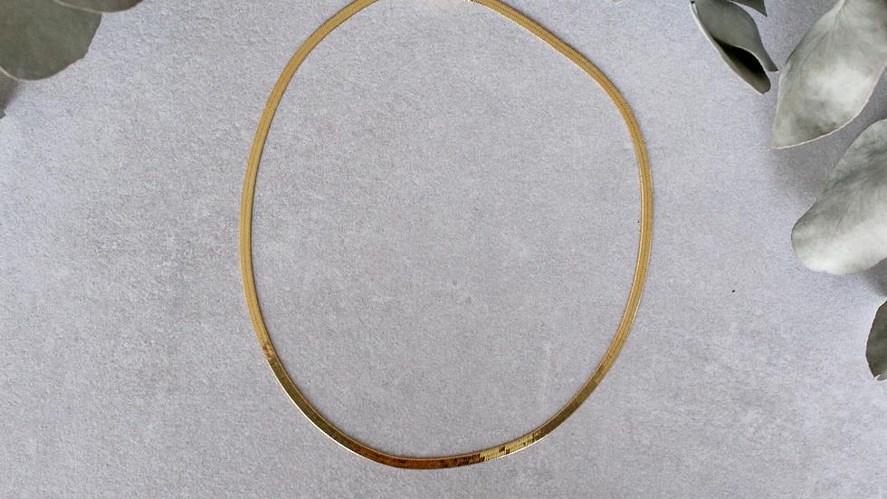 Herringbone - Or