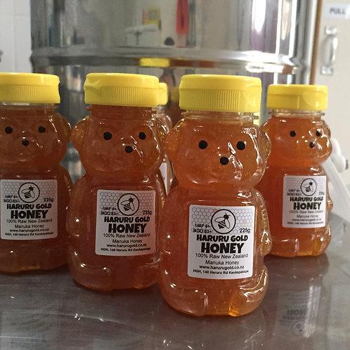 Honey Bear - Pure Pourable Manuka Honey 226g