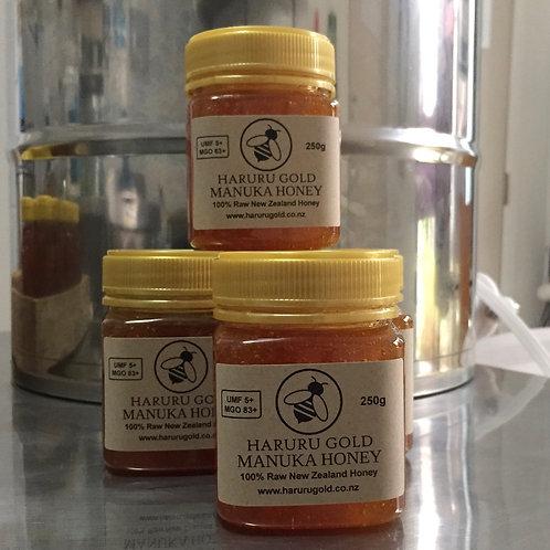 Pure Honey - Manuka UMF 5+ 250g