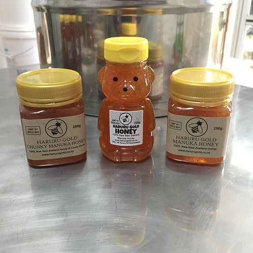 Triple Treat - Manuka Honey Pack