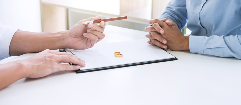 I've Been Served With Divorce Papers, Now What?