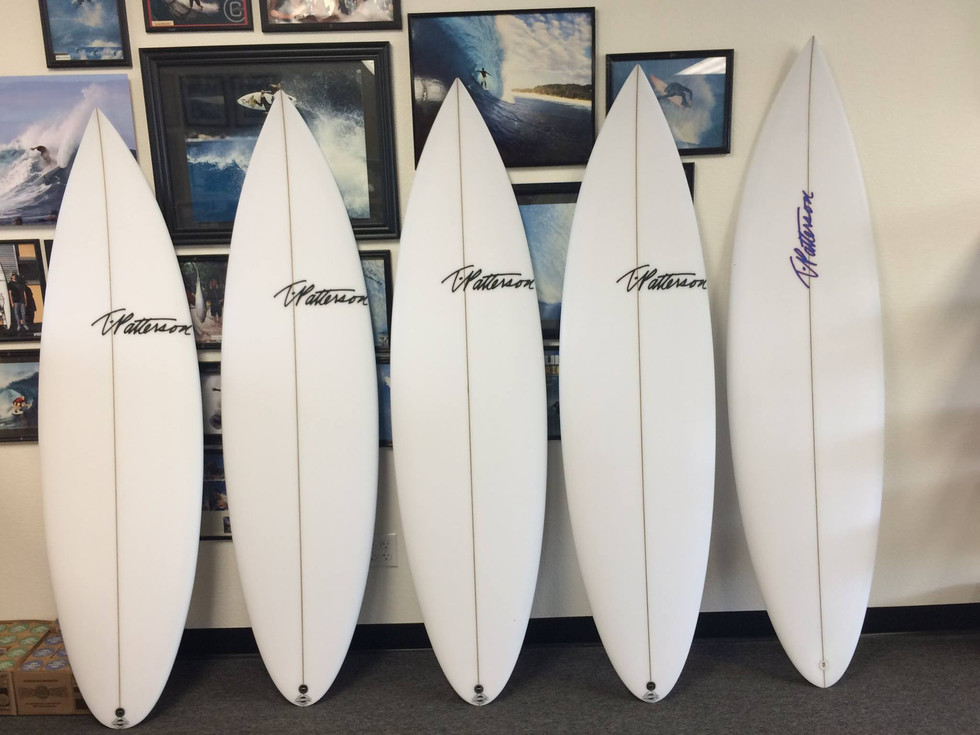 JOSH KERRS FIJI BOARDS