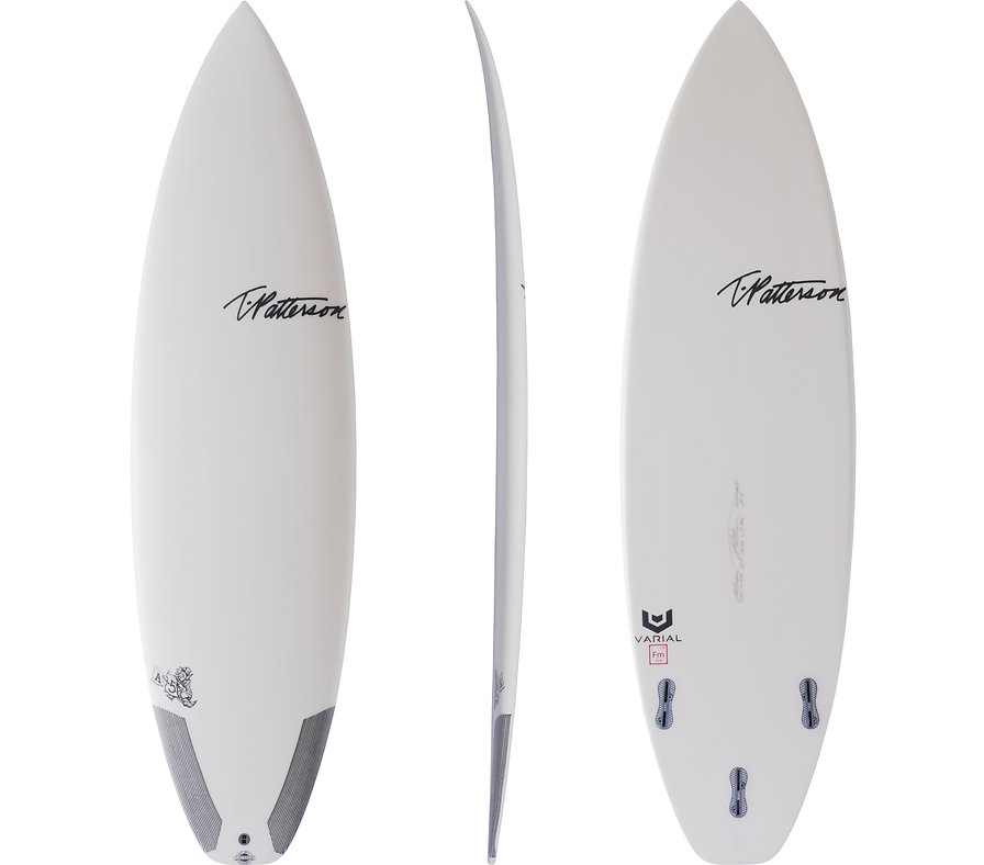 A-5 model by T.Patterson Surfboards