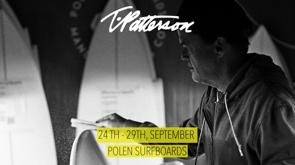 T.Patterson Portugal 2019 - Polen Surfboards