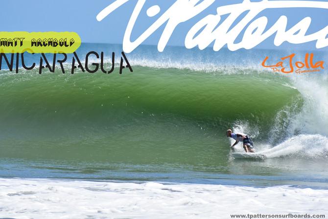 Matt Archbold - Nicaragua 2019