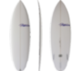 The Rising Sun model by T.Patteson Surfboards
