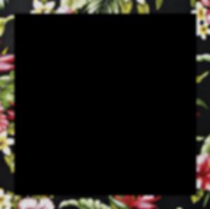 Hawaiian flower print