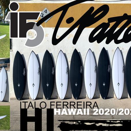 ITALO FERREIRA Hawaii 2020/21