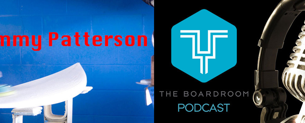 TIMMY PATTERSON/ BOARDROOM SHOW PODCAST