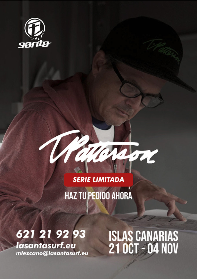 Timmy Patterson - Canary Islands 2019
