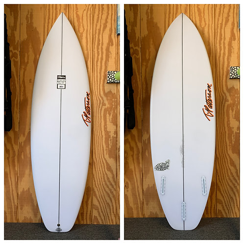 Clam- 5'7.5 x 19.50 x 2.39 x 27.85L  (RS201158)
