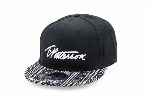 T.Patterson Tribe Signature Snap Hat