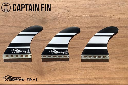 TP-1 tri fin set by CAPTAIN FIN