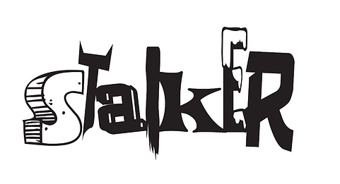 Stalker model logo by T.Pattrson Surfboards